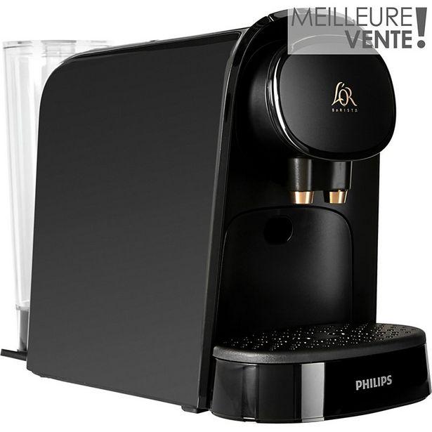 Machine à expresso Philips LM8012/60 L OR BARISTA NOIR offre à 99,99€
