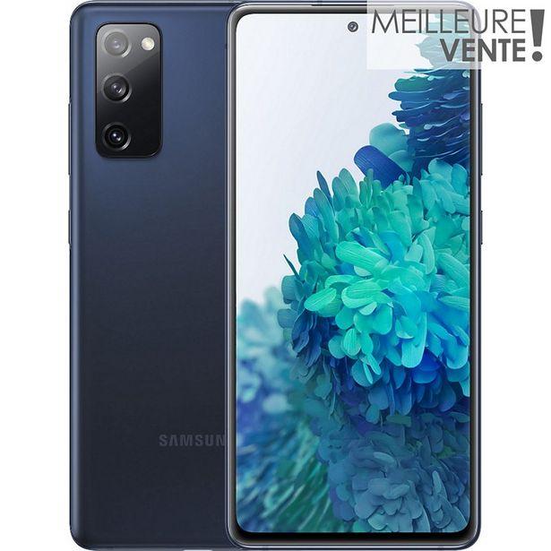 Smartphone Samsung Galaxy S20 FE Bleu (Cloud Navy) offre à 499€