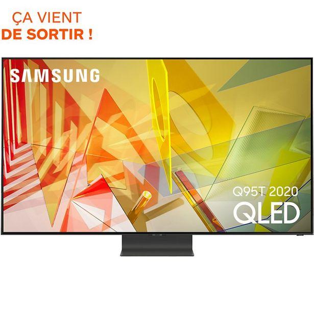 TV QLED Samsung QE55Q95TC 2020 offre à 1290€