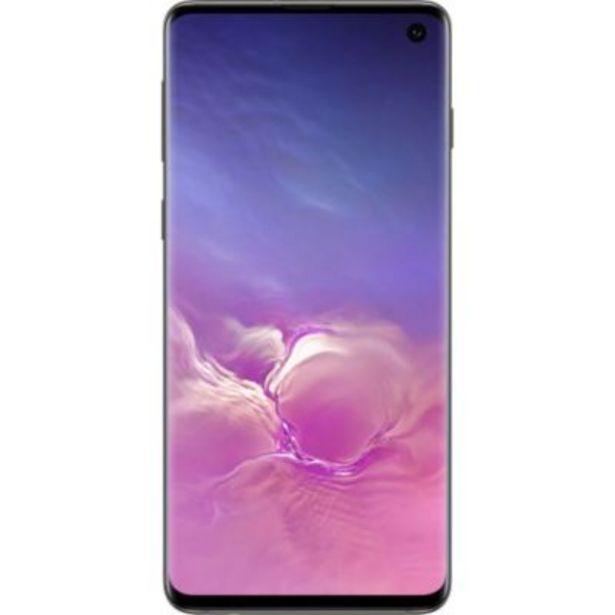 Smartphone Samsung Galaxy S10 128Go Noir offre à 479€
