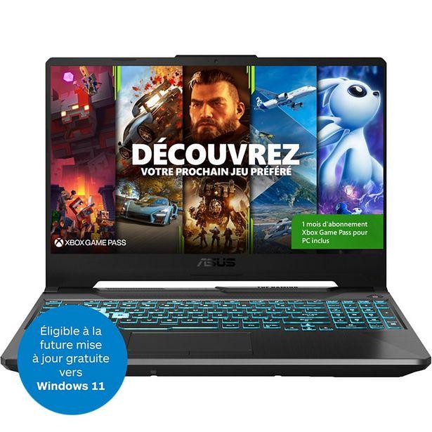 PC Gamer Asus A15-TUF506QR-HN054T offre à 1699€