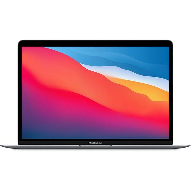 Ordinateur Apple Macbook AIR New M1 8 256 Gris Sideral offre à 1080,45€