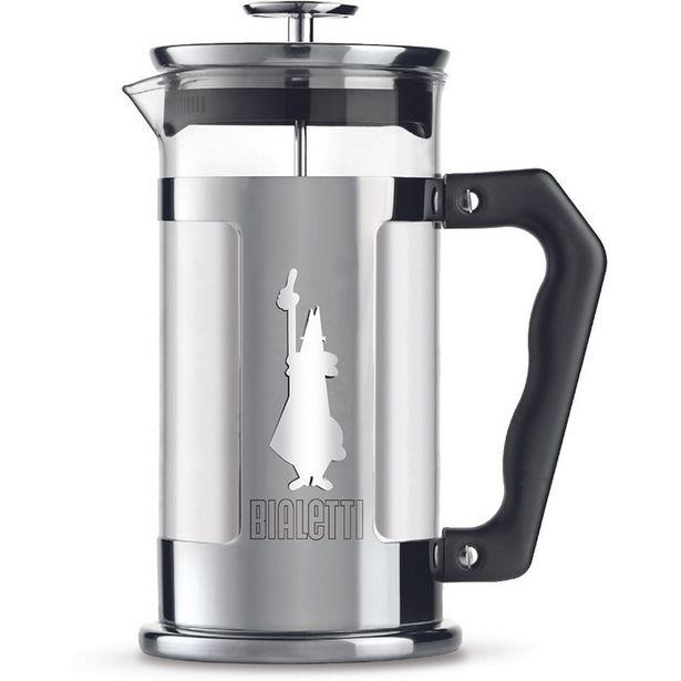 Cafetière Bialetti coffee press preziosa 600 ml offre à 24€