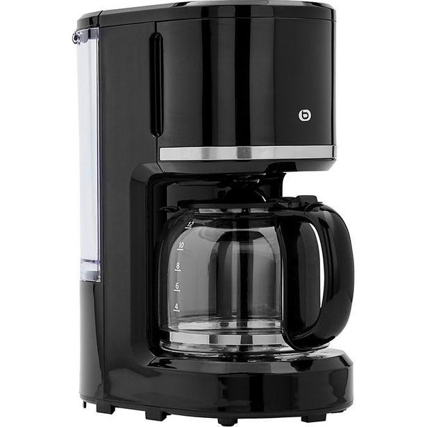 Cafetière filtre Essentielb filtre ESSB ECFV1 offre à 22,99€