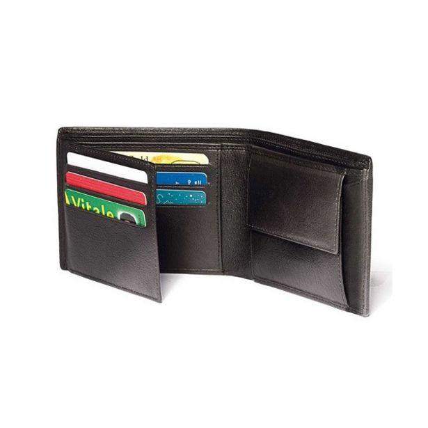 Portefeuille buffle anti-RFID offre à 19,5€