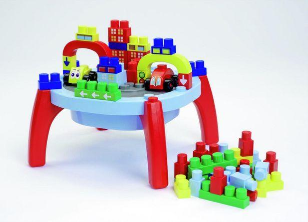 Table de construction piste Abrick offre à 32€