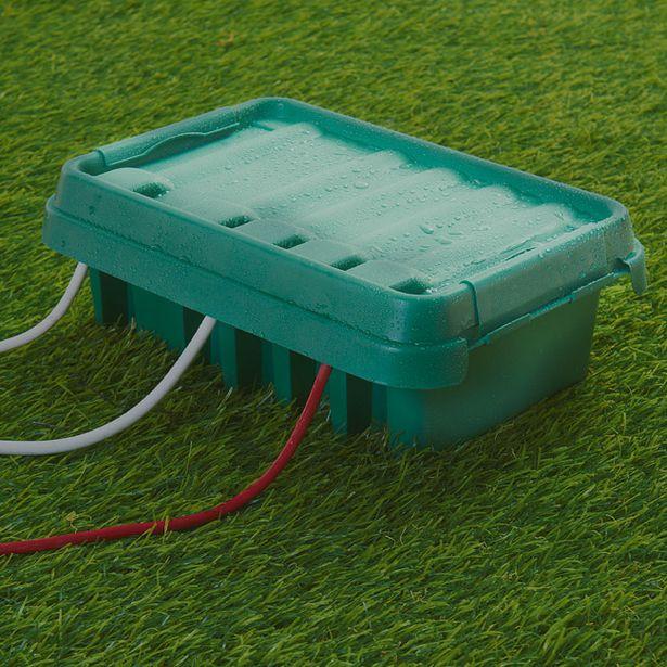 Boîtier étanche pour raccordements électriques offre à 25€