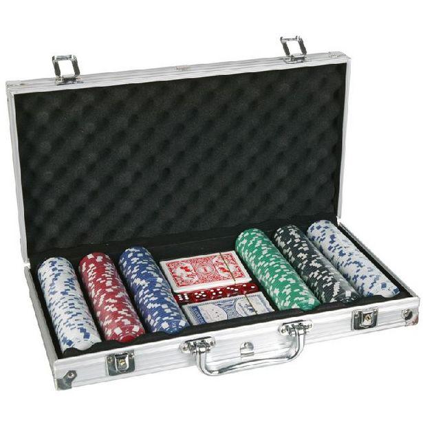 Malette jeu de poker offre à 28€