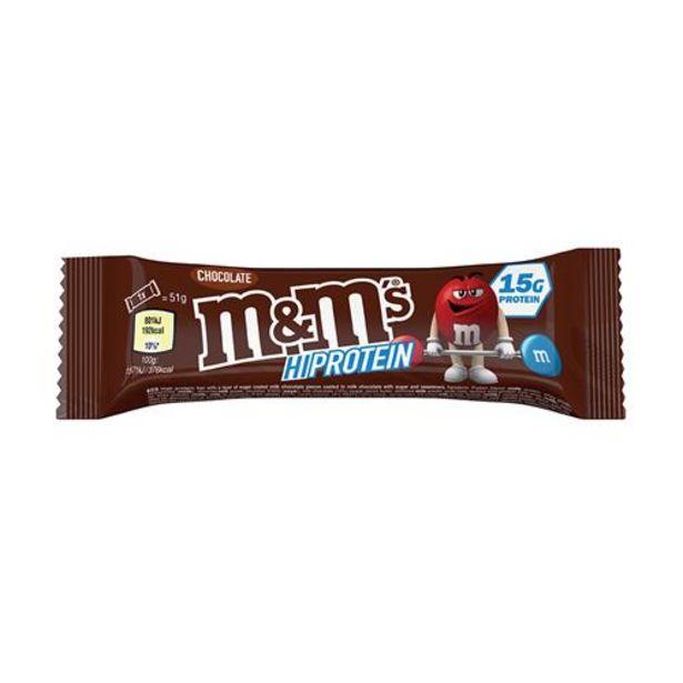 M&M's Hi Protein offre à 2,99€