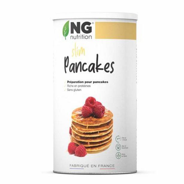 Slim Pancakes offre à 14,9€