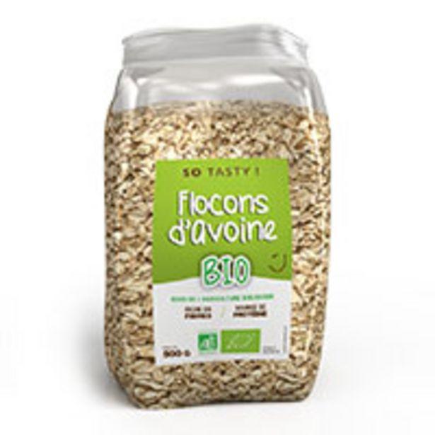 Flocons Avoine BIO offre à 2,49€