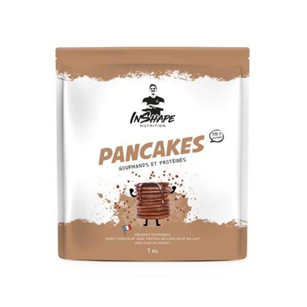 Pancakes chocolat offre à 27,9€