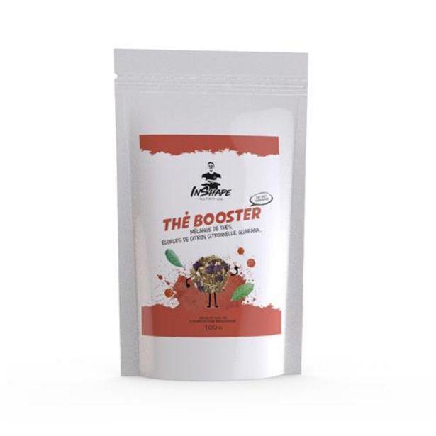Thé Booster offre à 8,95€