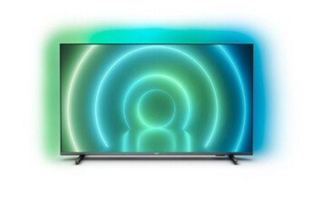 Philips 43PUS7906 SMART TV offre à 499,99€