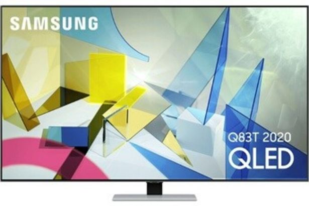 TV LED QE65Q83T QLED Samsung offre à 1399€