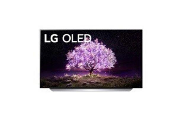 Lg OLED77C1 2021 offre à 3299€