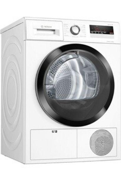 Bosch WTH85V02FF offre à 539,35€