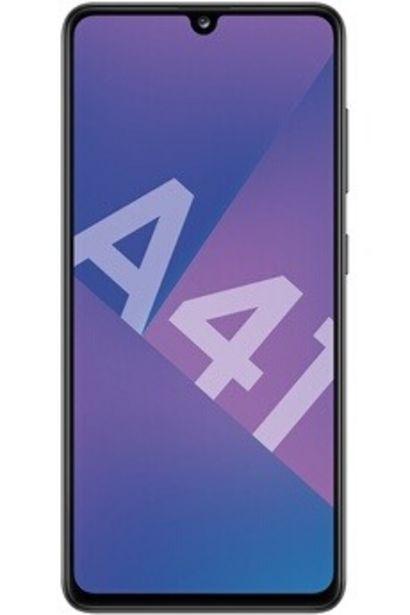 Smartphone GALAXY A41 NOIR Samsung offre à 249€