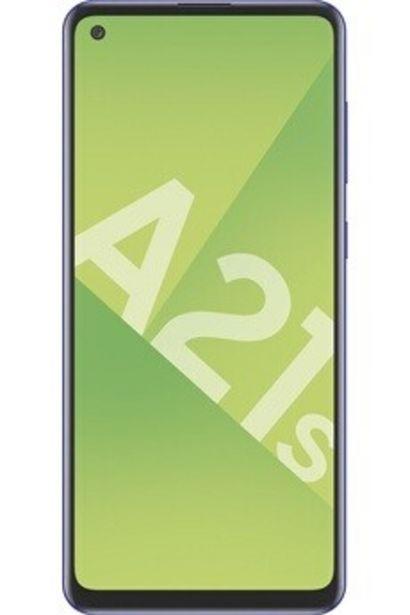 Smartphone GALAXY A21S BLEU Samsung offre à 199€