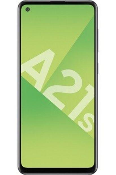 Smartphone GALAXY A21S NOIR Samsung offre à 199€
