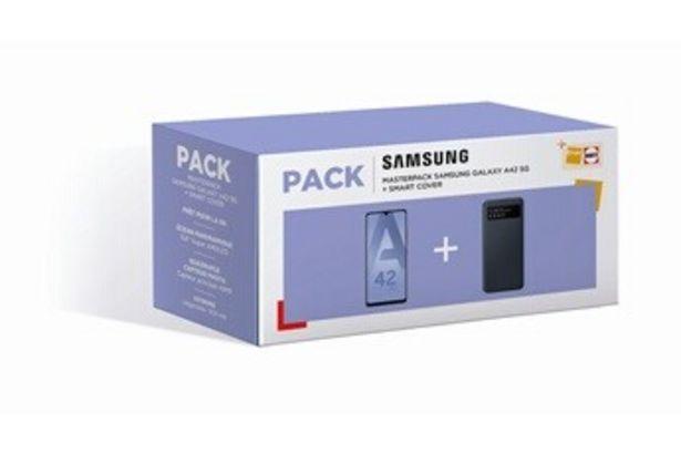 Smartphone PACK GALAXY A42 5G Samsung offre à 339€