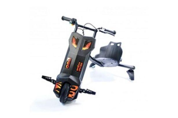 Véhicule électrique Bibee power drift rider 360 - tricycle electrique enfants - noir Bibee offre à 149,99€