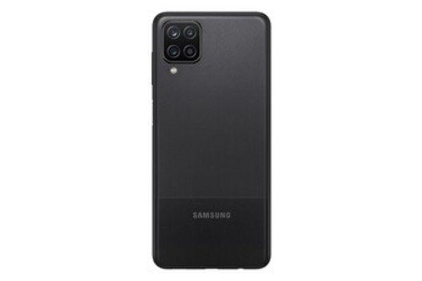 Smartphone GALAXY A12 128GO Samsung offre à 189€