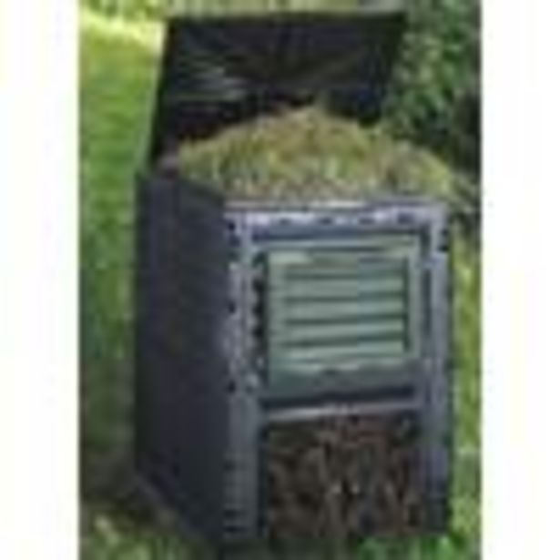 Composteur de jardin 450 litres offre à 37,9€