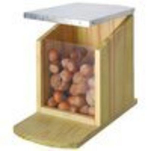 Mangeoire pour écureuil offre à 10,55€