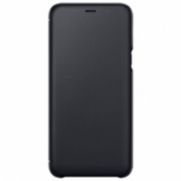 Étui à rabat Samsung Galaxy A6+ offre à 29,99€