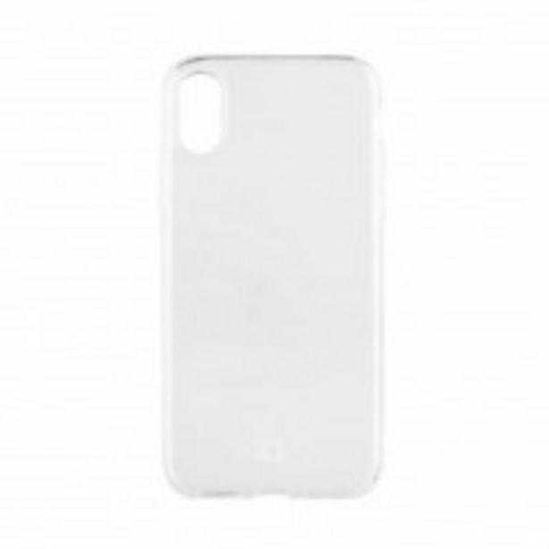 Coque Flex-Case pour Apple iPhone X/Xs offre à 9,99€