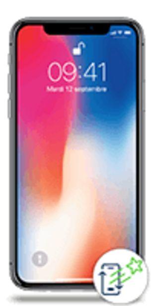 Apple iPhone X offre à 429€