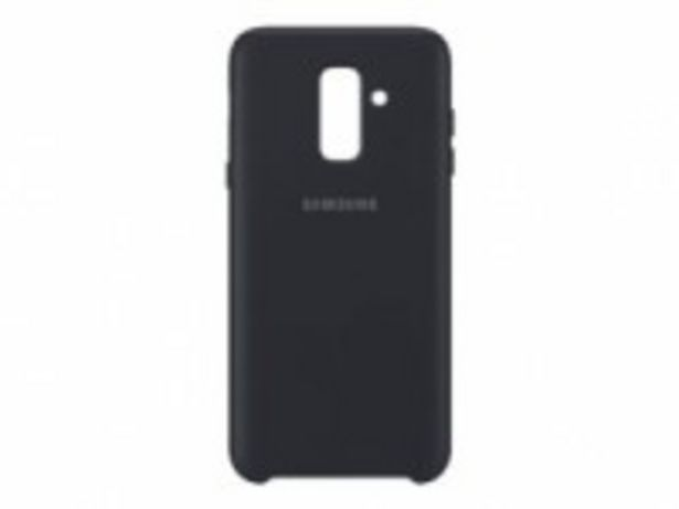 Coque double protection Samsung Galaxy A6+ offre à 19,99€