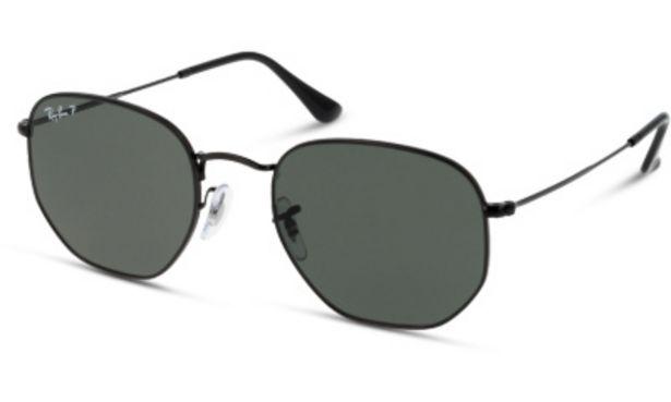 Ray-ban rb3548n hexagonal flat lenses offre à 139,3€