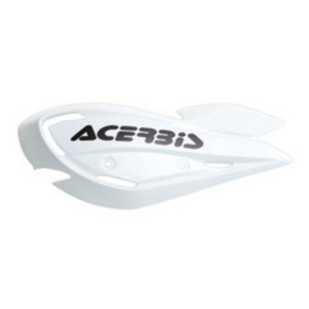 Acerbis - Protèges Mains Uniko ATV Blanc offre à 85,45€