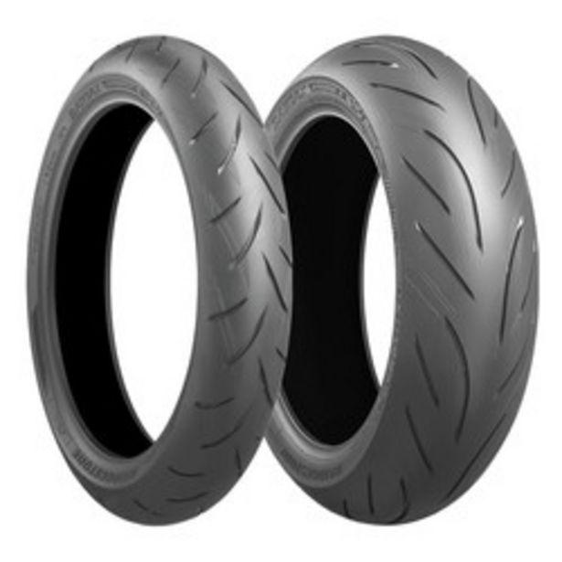 Bridgestone - Pneu Battlax S21 offre à 81,9€