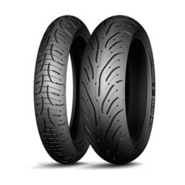 Michelin - Pneu Pilot Road 4 GT offre à 105,9€