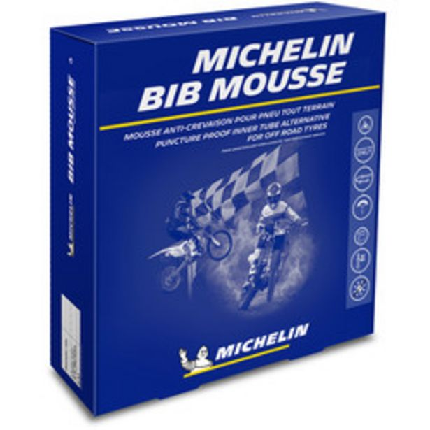 Michelin - Bib Mousse offre à 108,9€