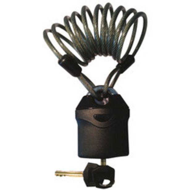 Dafy Moto - Mini câble 1,80 M + Cadenas offre à 17,96€