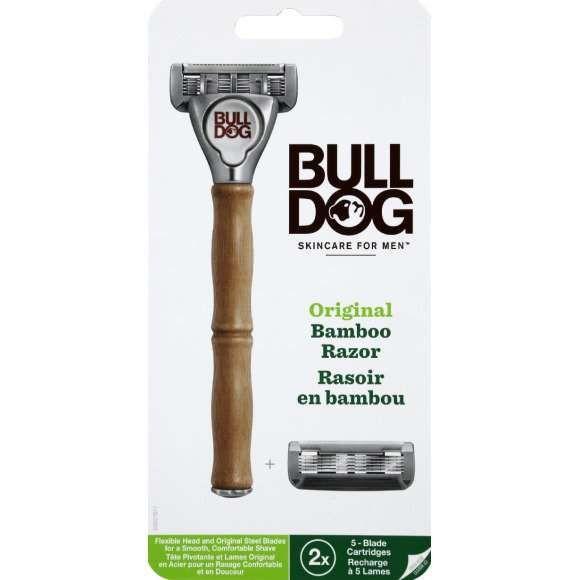 """Rasoir bambou """"Bulldog""""  offre à 6,54€"""