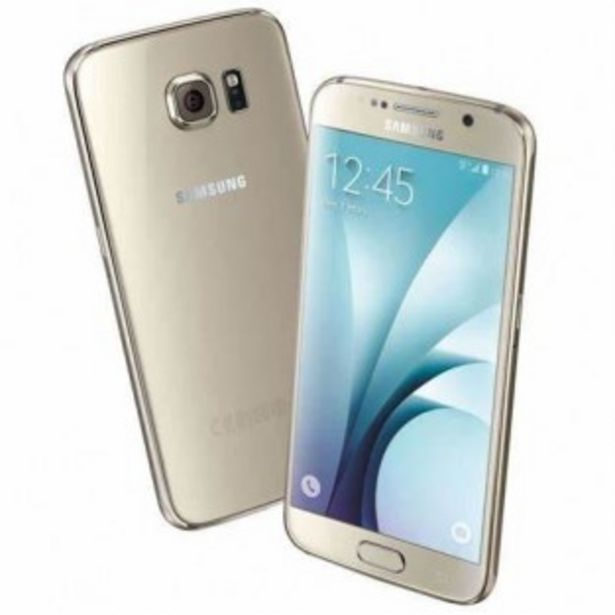 SAMSUNG GALAXY S6 32 GO offre à 109,99€