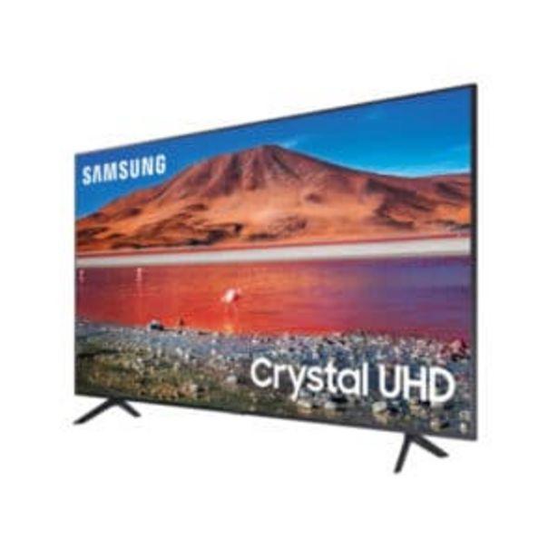 TV SAMSUNG UE50TU7190S offre à 399,99€