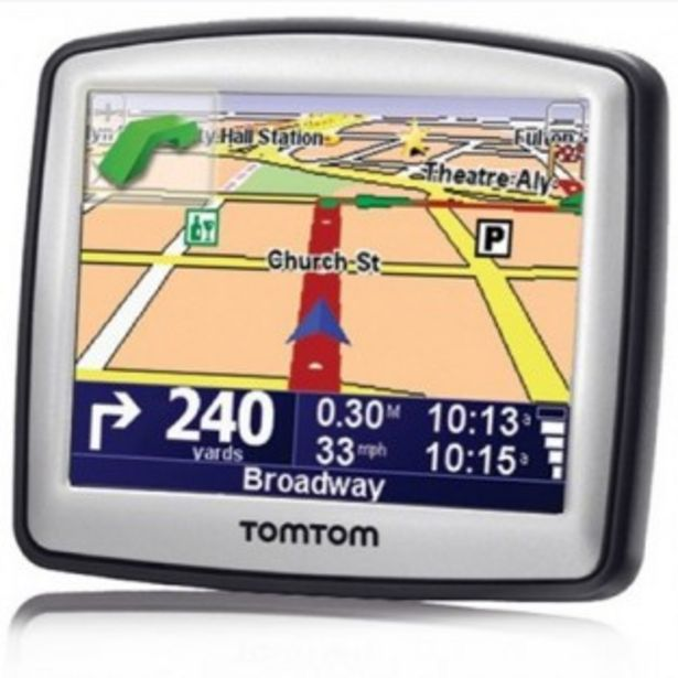 GPS TOMTOM ONE offre à 14,99€