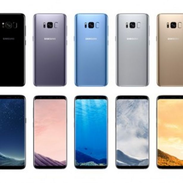 SAMSUNG GALAXY S8+ 64GO offre à 219,99€