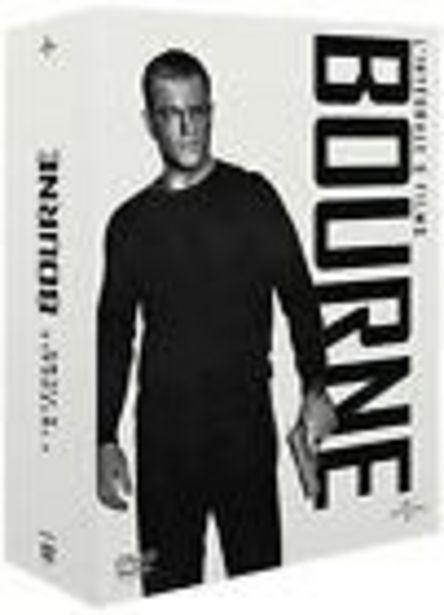 DVD BOURNE - L'INTEGRALE 5 FILMS offre à 1,99€