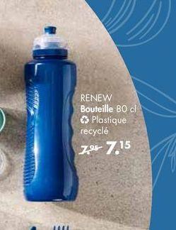 Renew bouteille  offre à 7,15€