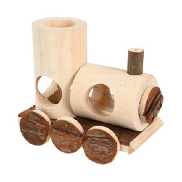 Train en bois offre à 6,99€