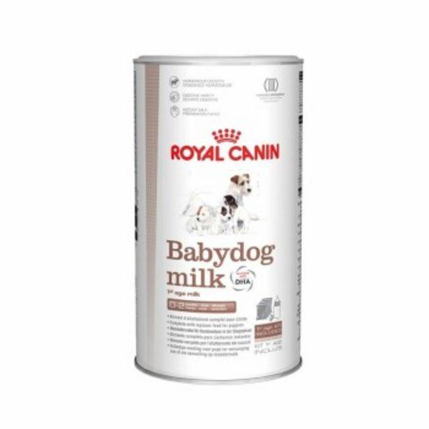 Babydog milk Lait pour chiots 400g offre à 18,59€