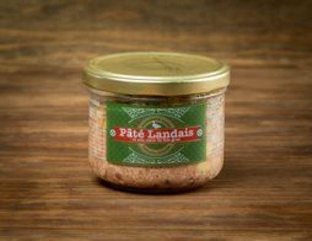Pâté landais farci au foie gras offre à 5,35€