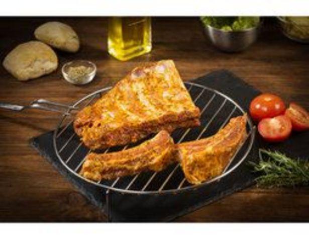 Travers de porc à la provençale offre à 6,52€